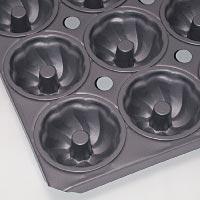 Kleingebäck - Plattenverbände