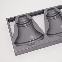 Kuchenformen Glocken-Verband