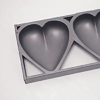 Kuchenformen Herztorten-Verband