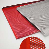 Baguette-, Perforated Trays, Hamburger-, Hot Dog Trays